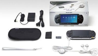 Sony PSP 1001k value pack