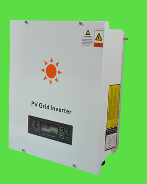 PV Grid Connected Inverter(3KW-Single Phase)