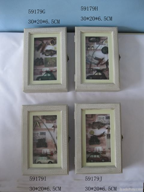 photo frame, wood frame, wall decoration, nautical
