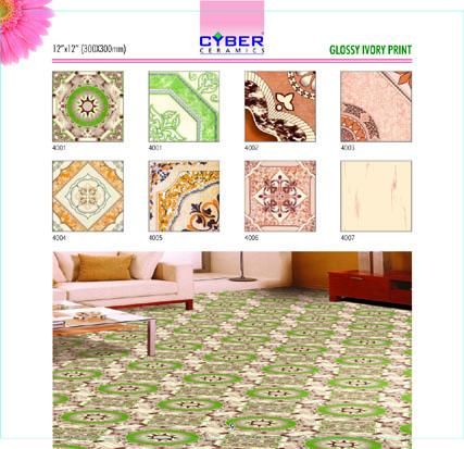 Ceramics Glaze Floor Tiles