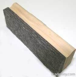 wooden blackboard eraser