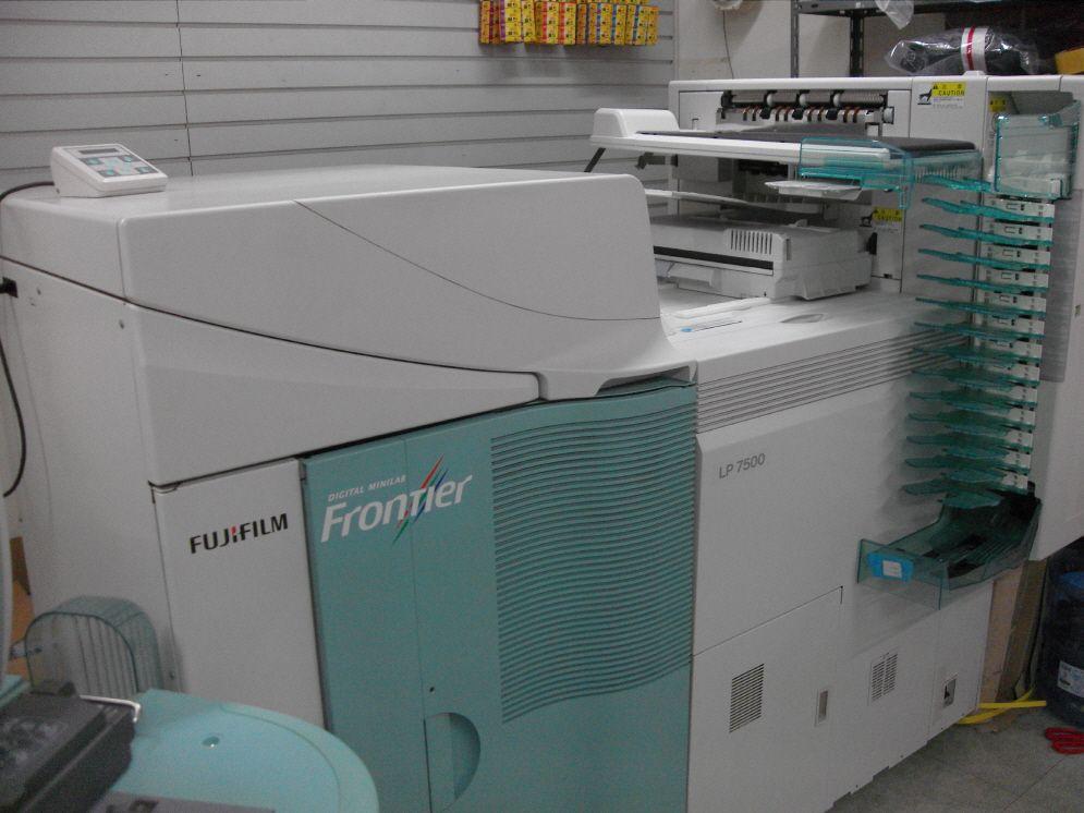 Fuji Frontier LP7500 Digital Printer