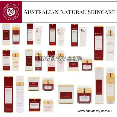Australian natural skincare