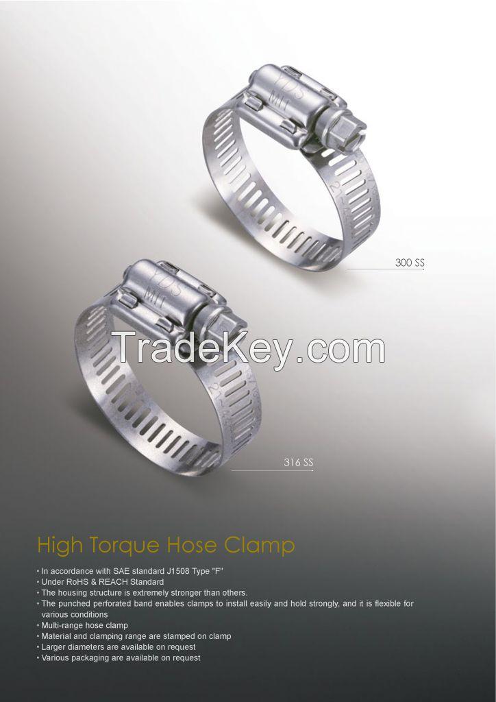 High Torque Hose Type (American HT Type) - (12.7mm)