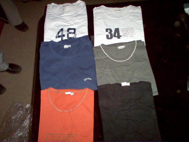 all kind of garment (socks, dress socks,and denim)