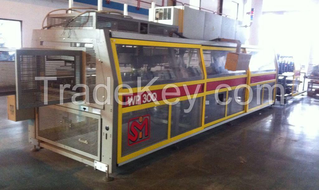 SMI WP 300 Carton Packaging Machine