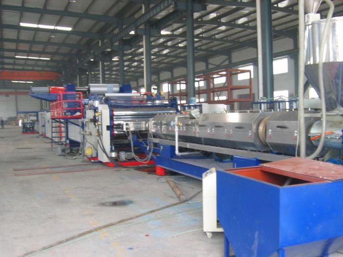 sell aluminum composite panel production line