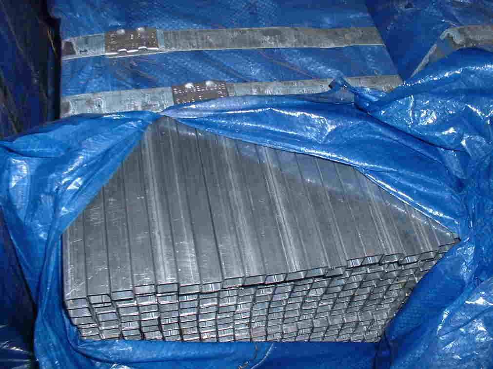 Sell - Square and Rectangular steel pipe/tube