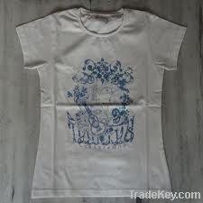 Ladies Round Neck Tshirt