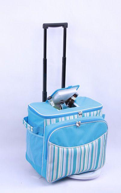 Rolling Trolley Cooler Bag #1109