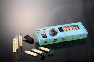 Wireless Remote Control Candle Lights