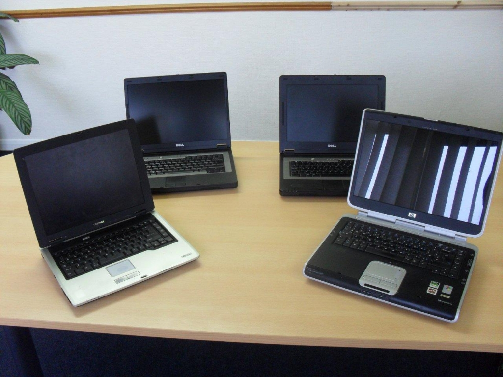 Used Laptops - P4 and Above - Tested Working