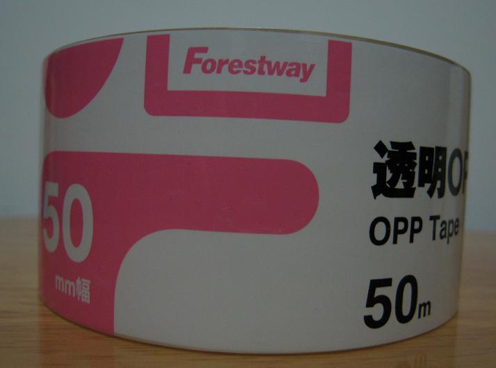 BOPP tape ,  stationery tape