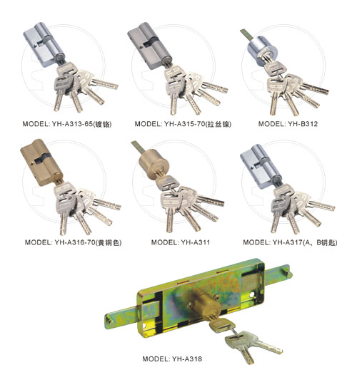 series of lock