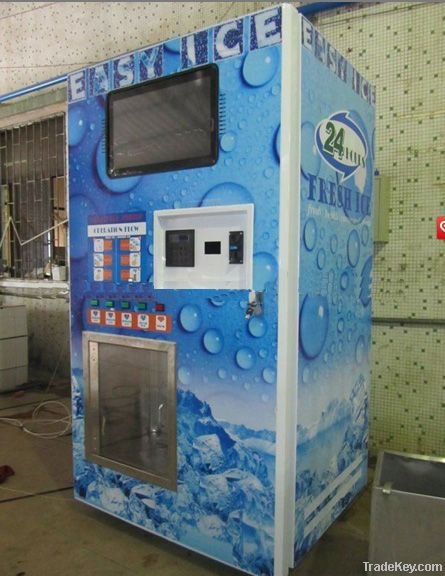 Automatic Ice Vending Machine