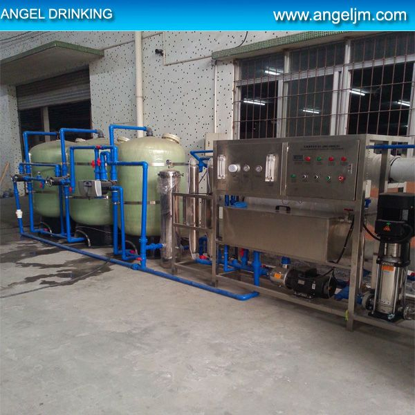 Reverse Osmosis Pure Water treatment