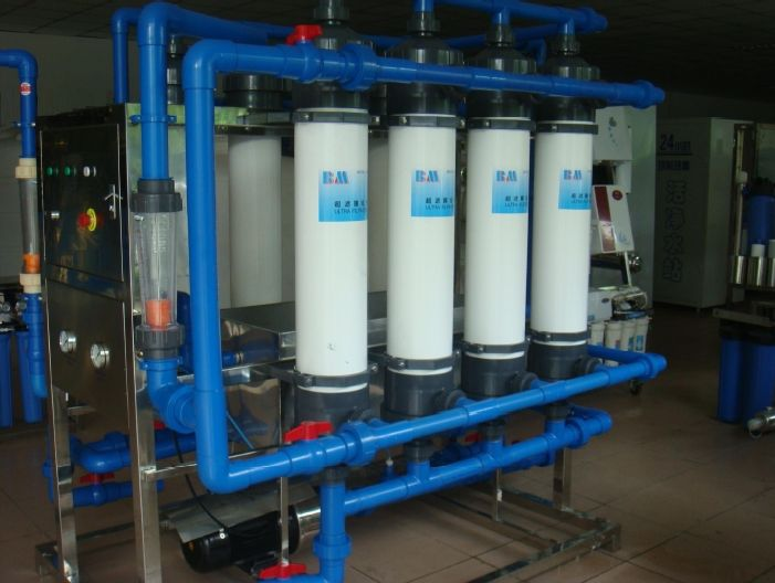 Ultra filtration Mineral/Spring water treatment machine