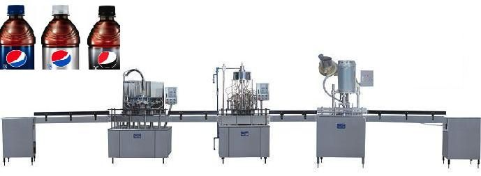 Plastic Bottle Filling System (Automated Assembly Line)