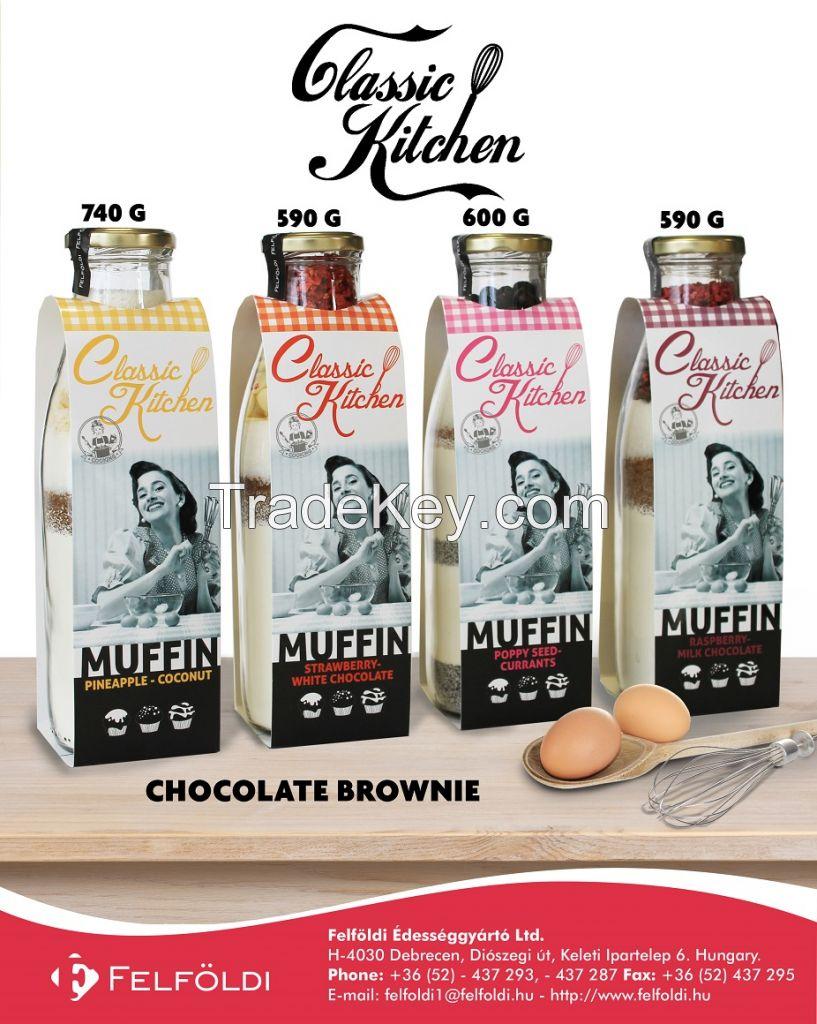 Classic Kitchen Muffin
