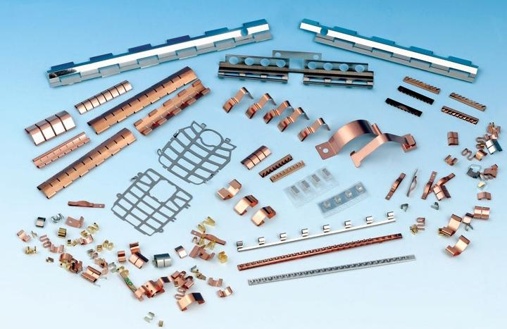 Kemtron beryllium copper spring finger stocks and contact gaskets