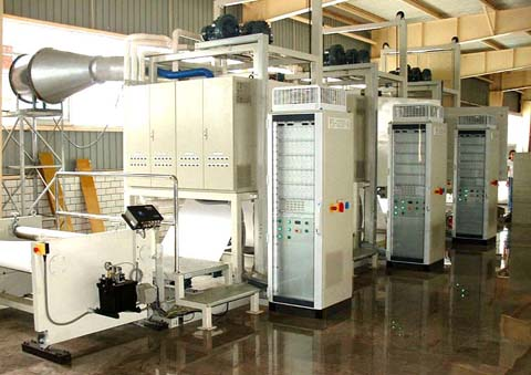 Wide-Web Perforation Machines