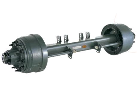 Inboard Drum Series Axle