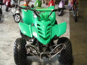 ATVs and Dirt Bikes