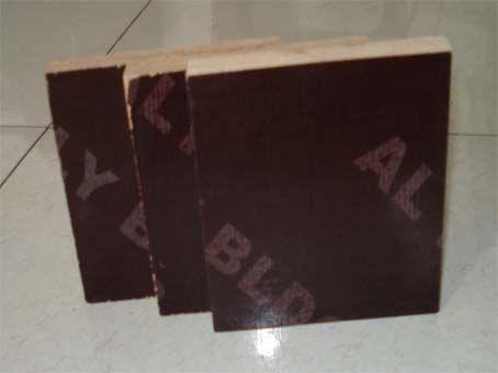 Black Film Face Plywood