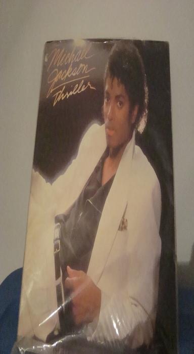 MICHEAL JACKSON'S THRILLER ALBUM