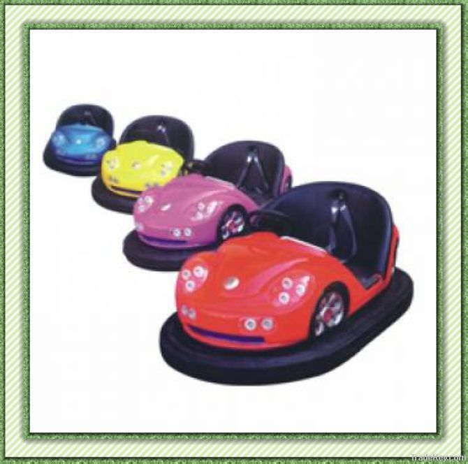 2011 hot selling best amusement parks bumper car(dodgem car)