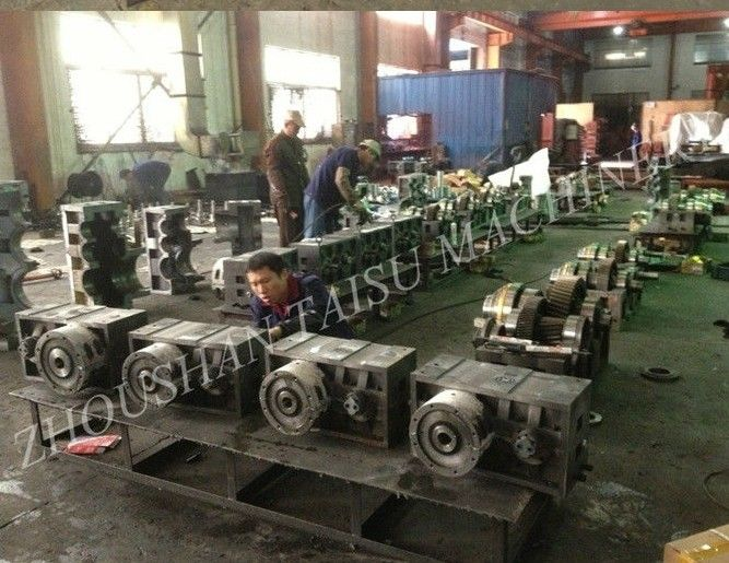 ZLYJ 146-10 plastic machine reduction single screw extruder gear box