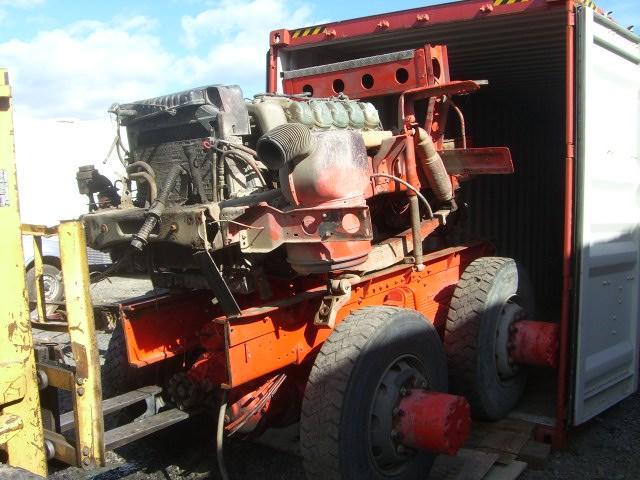 Mercedes Benz Truck Spare Parts