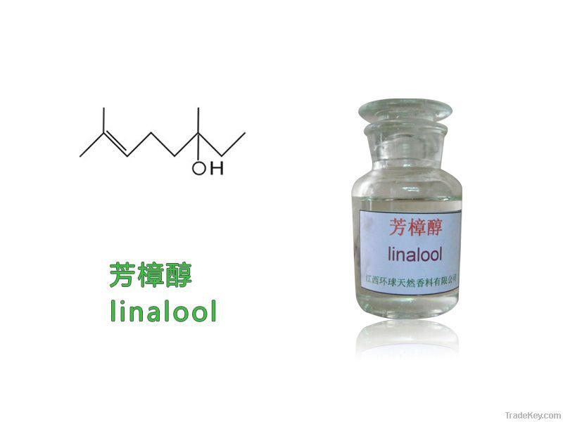 Natural Linalool and Synthetic Linalool, 78-70-6