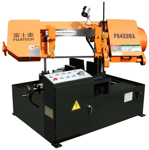 FS4228A Double Point Of Type Semi-automatic Band Saw