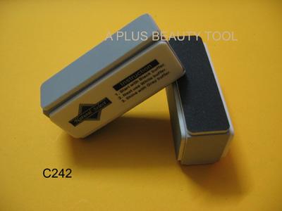 Nail buffer, nail file , nail file block, emery board