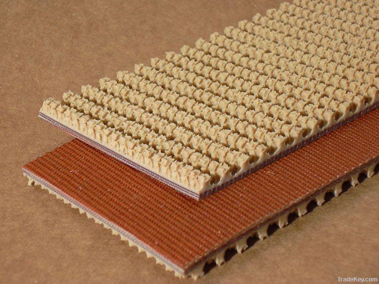 rought top conveyor belt