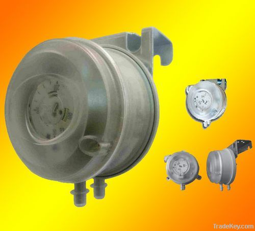 Air Differential Pressure Flow Switch