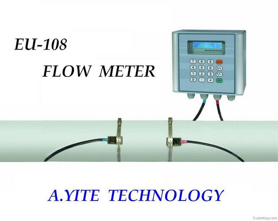 EU-108 Ultrasonic Flow Meter & Calorie Meter