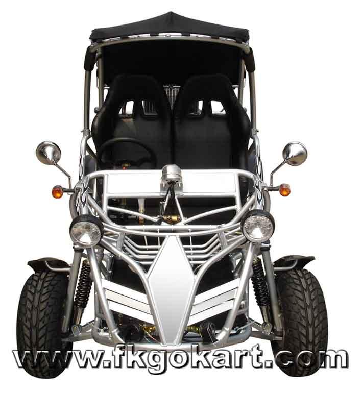 Fukang 250cc EEC Open Look Double Seat Buggy