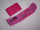 Lint Remover, Manicure and pedicure kit