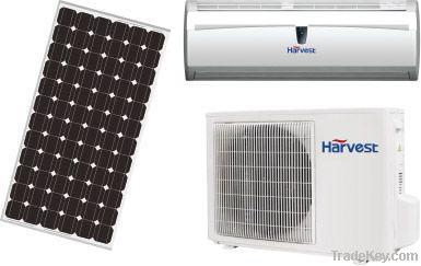 48V DC powered Solar Air Conditioner