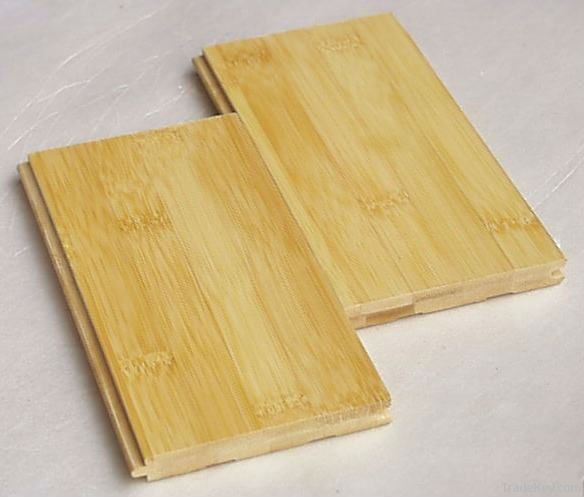 Waterproof Natural/Carbonized Horizontal/Vertical Bamboos Flooring