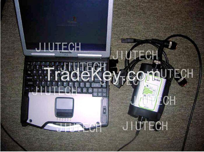 PTT 2.03 Vcads Pro 3.01 Vocom Interface 88890300 FH FM Diagnosis