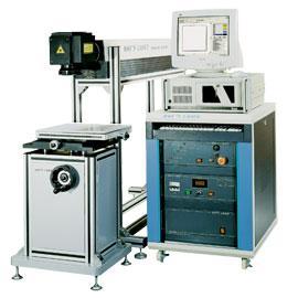 RF CO2 laser marking machine