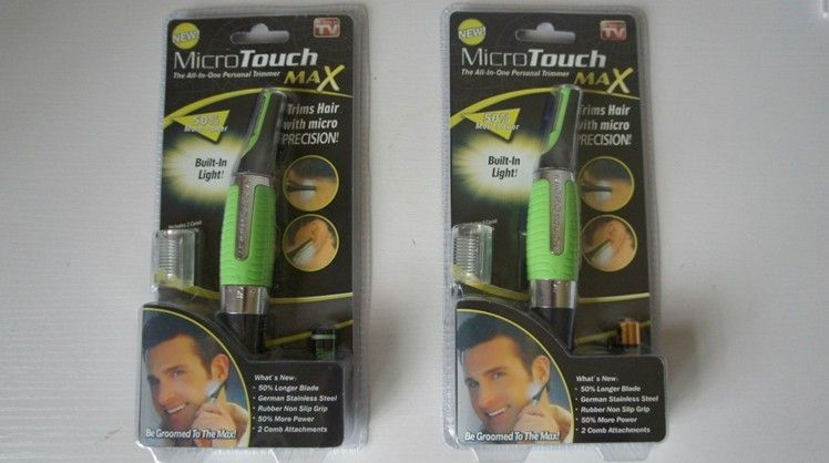 Micro touch trimmer/Nose Hair Trimmer