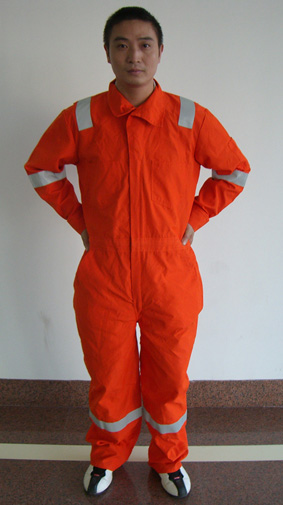 Nomex Coverall Suit