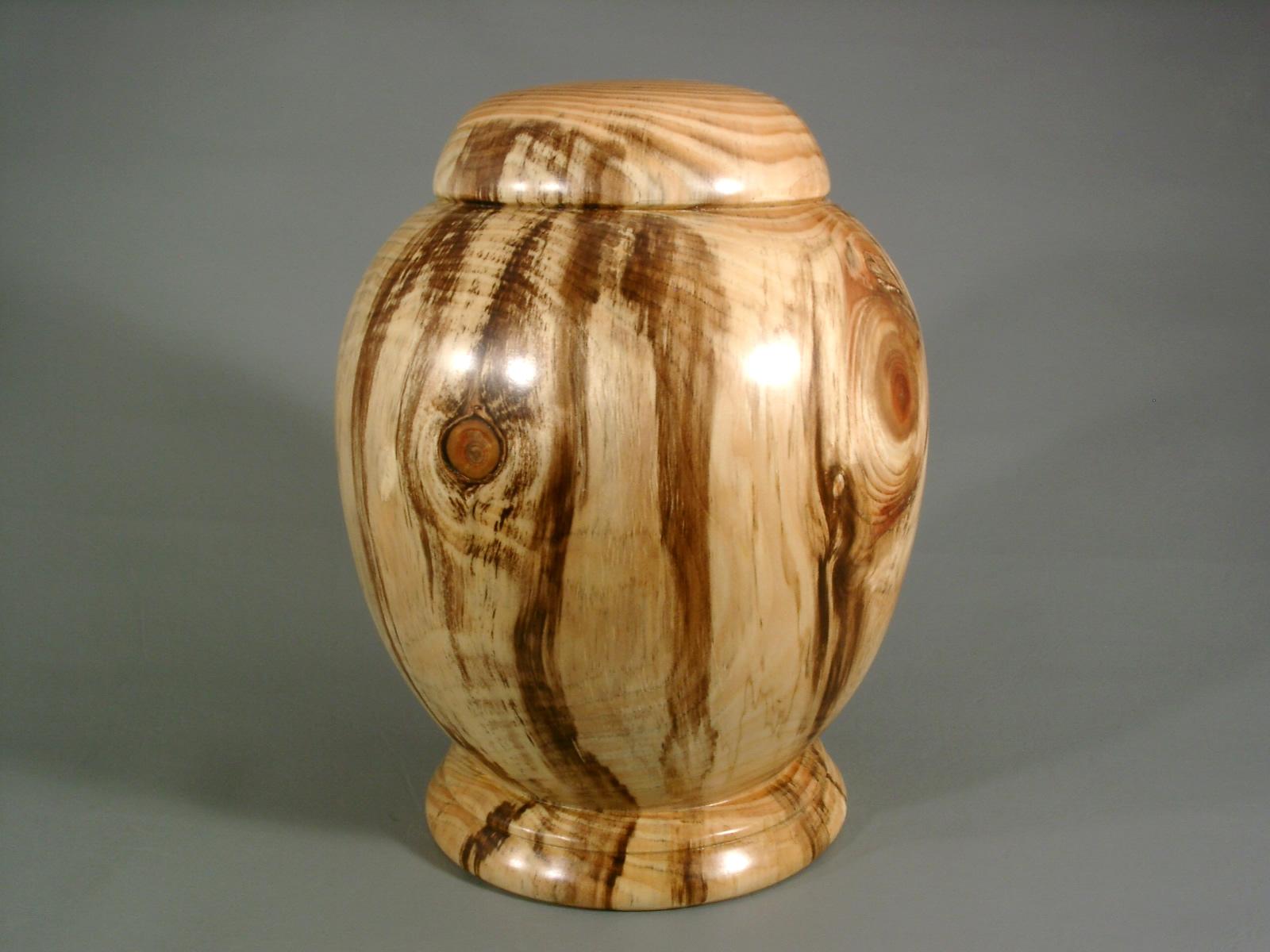 Urns Furneral Cremation Woodturned