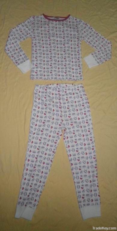 flame resistant children pajamas