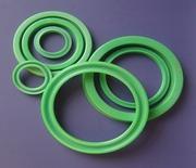 PU seals, PU hydraulic seals, PU prodcuts, Customize PU parts, PU shaf