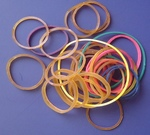 rubber bands, color rubber bands, custom rubber bands, letax rubber bands